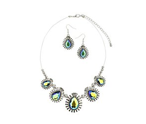 Tear drop jewellery multipack