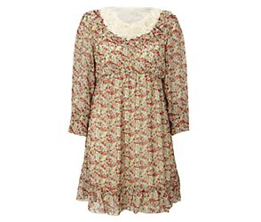 Sodamix ditsy floral print dress
