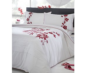 Apple blossom single bedset