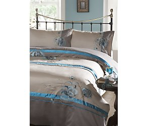 Rose deco single bedset