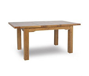 Toulouse Small Extending Dining Table With Extension Leaves