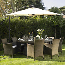 Sicily 8 seater dining set