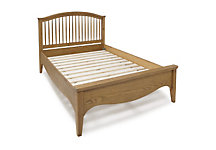 Bordeaux double bedstead