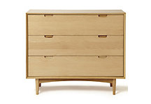Orbit 3 drawer chest