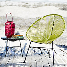 Beach shack string chair