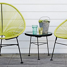 Beach shack string table