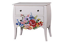 Blossom 2 drawer chest