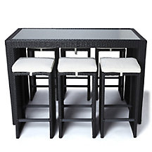 Cube High Dining 6 Seater
