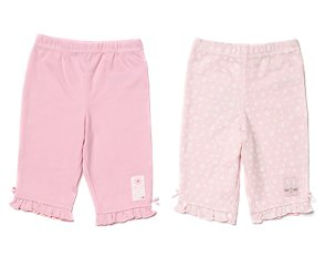 bhs Bunny and friends 2 pack joggers