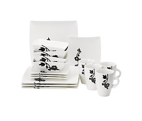 Cherry blossom 16 piece dinner set