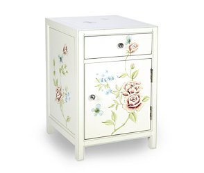 Eleanor painted bedside