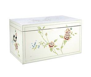 Eleanor painted trunk