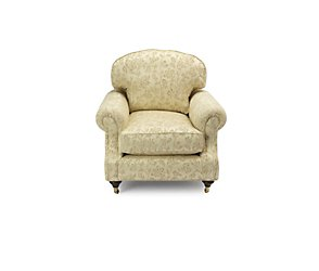 Chequers soft armchair