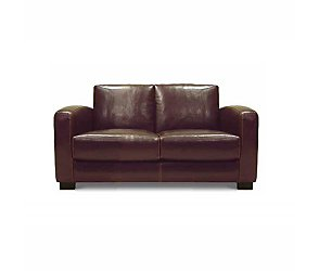Save on this Retro 2 Seater Leather Sofa