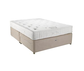 Relyon Natural Pocket Supreme Two Drawer Divan Set