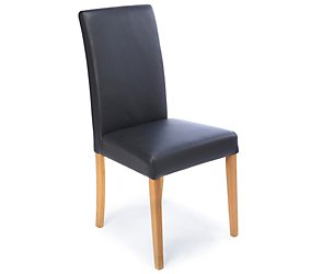 Harlequin dining chair