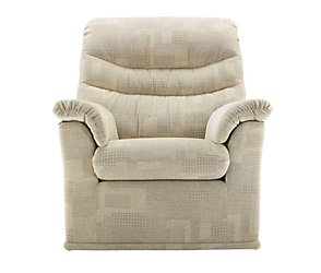 G Plan Malvern Fabric Power Action Recliner Armchair