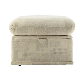 G Plan Malvern Fabric Storage Stool