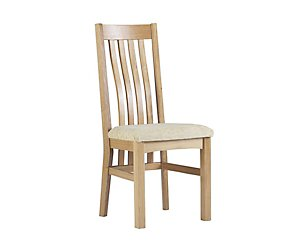 Nimbus slatted dining chair