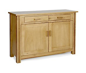 York 2 door+ 2 drawer sideboard
