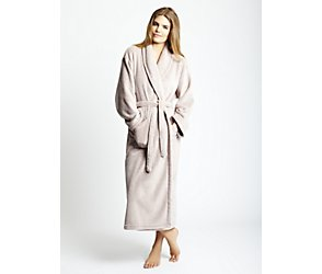 Sleep lounge supersoft dressing gown