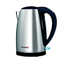 Breville brushed steel jug kettle