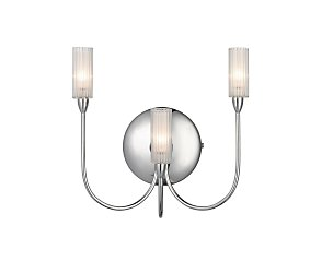 Candelabra wall light