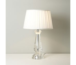 Teardrop table lamp