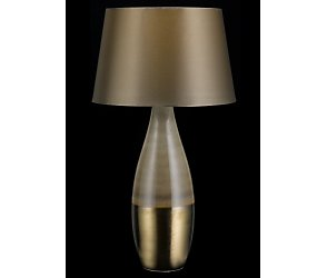 Cotswolds bottle table lamp