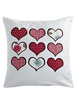 Kirstie Allsopp 'applique heart' cushion